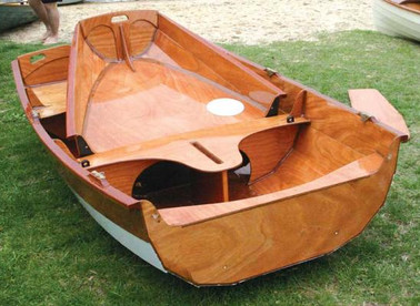 Passagemaker Dinghy Build:  In the Beginning - Build Your First Boat Second...