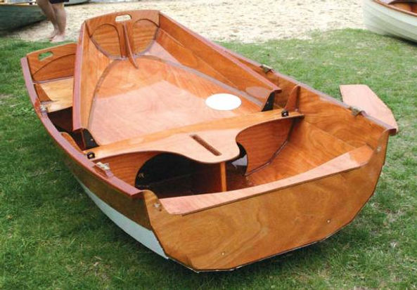 Passagemaker Dinghy Build: In the Beginning - Build Your