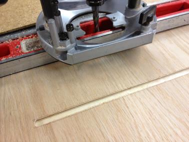 Eastport Pram Build #9: Is That a Daggerboard I See Before Me?