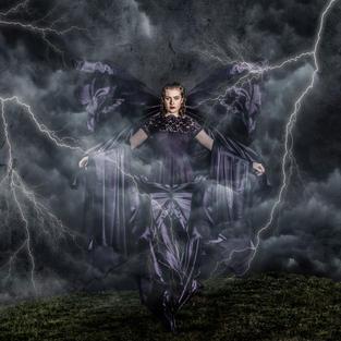 """The Storm Fairy."""