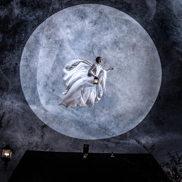 """The Moon Spirit."""