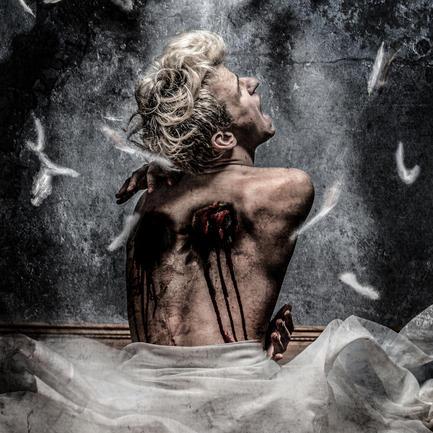 """""""Fallen Angel."""""""