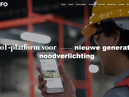 INFO ontwerpt nieuwe generatie noodverlichting platform