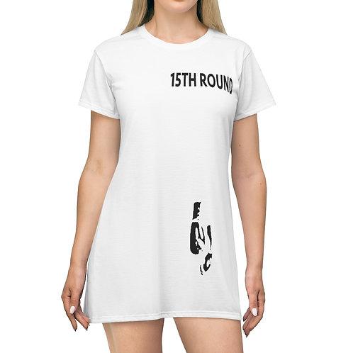 15th Round T-Shirt Dress