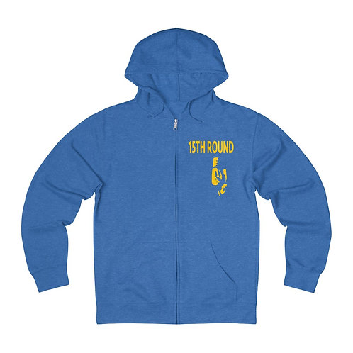 15th Round Zip Hoodie