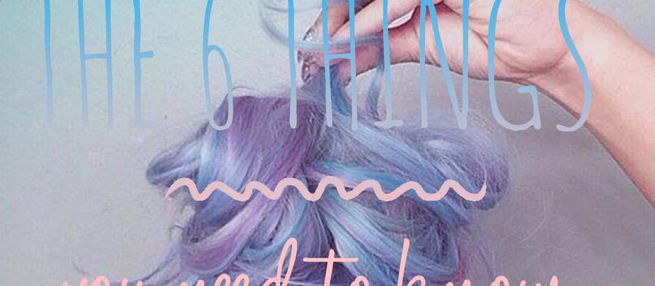So, you want unicorn hair?