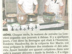 La Louvière à l'heure bretonne