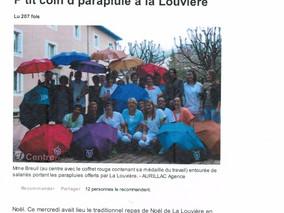 P'tit coin d'parapluie à la Louvière