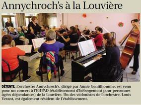 Annychroch's à la Louvière