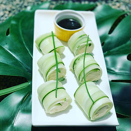 the living cafe green rolls.jpg