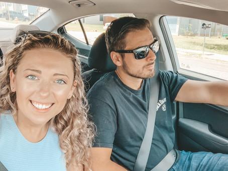 ROAD TRIP MUST HAVES