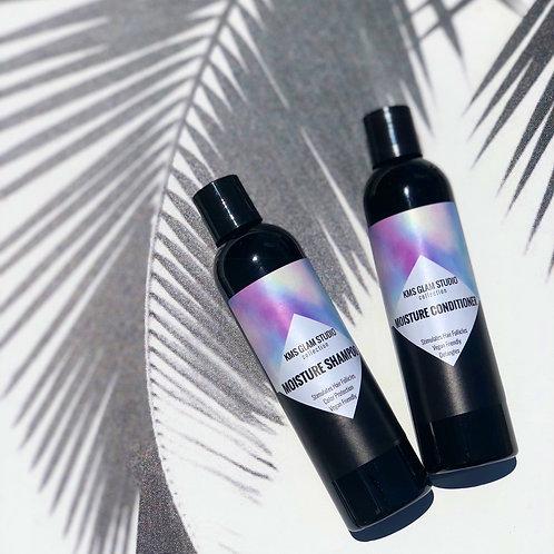 Moisture Shampoo and Conditioner Set