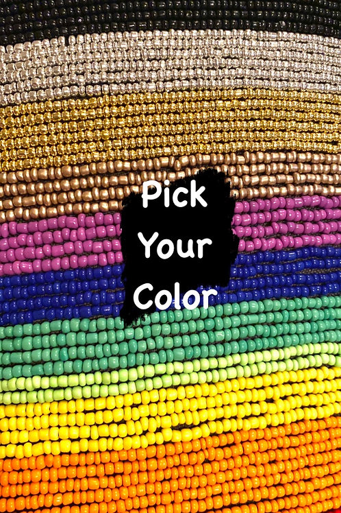 Waistbeads (Pick your color)