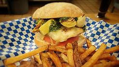 pub Grilled Chicken Artichoke Sandwich 1