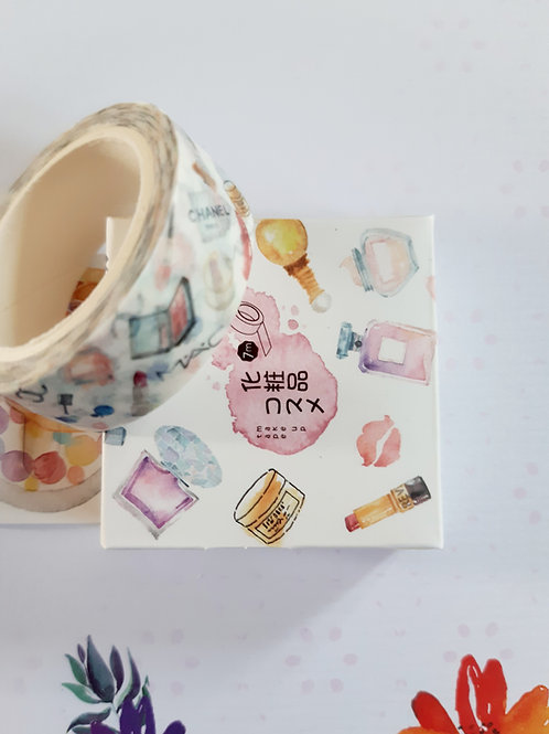 Make up washi tape