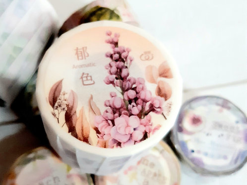 Aromatic - 5cm Masking tape - Fragrance collection - Paper tape