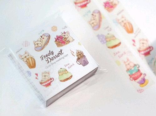 Lovely Dessert Tape - Stationery - Ghost Shop