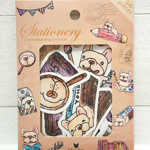 Ghost Shop - Cute Stickers - Stationery - 24 pieces