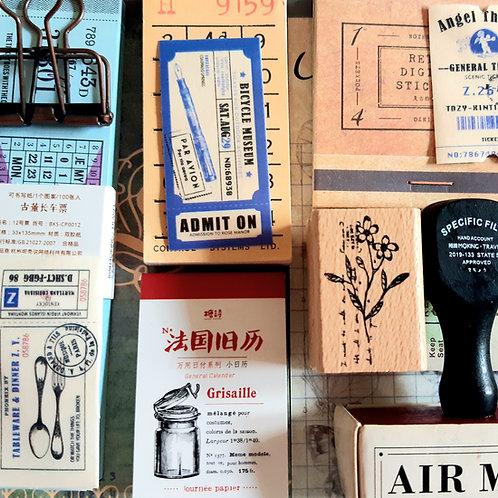 Vintage Stationery box