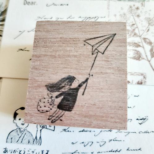 Rubber Stamp - Original Black Milk Project - Wonderlast