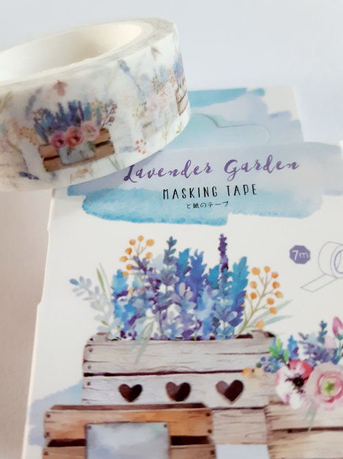 Lavender Washi Tape