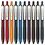 Thumbnail: Retractable Gel Ink Pens, Vintage Colours - Set of 10