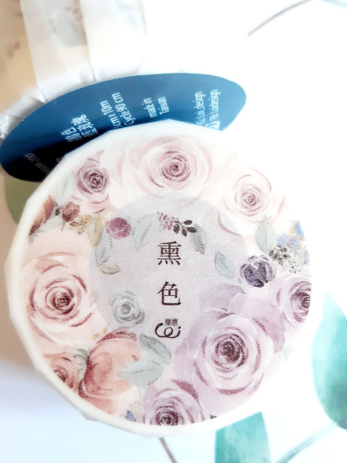 SMOKED COLOR ROSES - Loi-Design