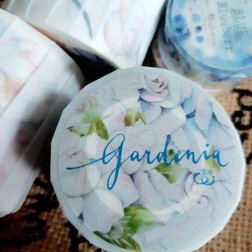 Gardenia -  Washi Tape - Loi Design