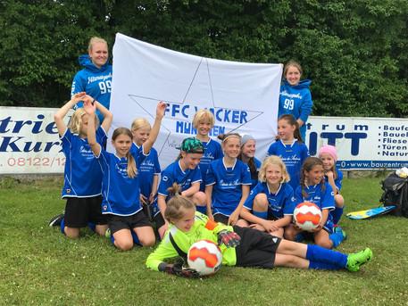 Wacker zieht ins Merkur Cup Finale ein