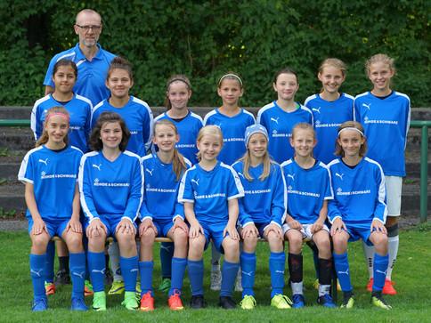 U13 besiegt die Jungs vom FC Neuhadern 2 verdient mit 2:0