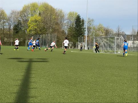 U 13 startet mit einem 5 zu 1 Sieg gegen den TSV Solln 2