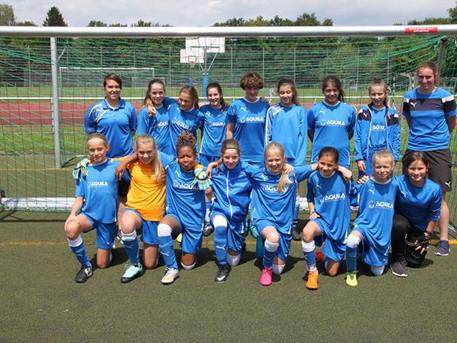 Mit gemeinsamer Kraft zur Meisterschaft - U12 verteidigt Titel