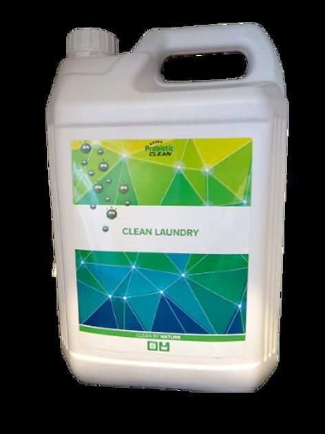 Clean Laundry 5L - wasproduct, houdt je machine en je afvoerleidingen proper