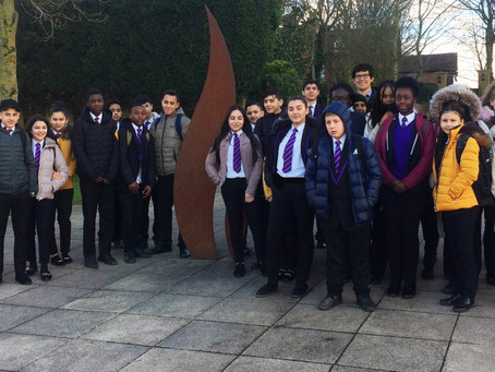 Year 9 Trip to the National Holocaust Centre and Museum