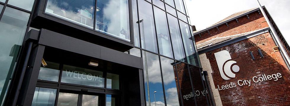 Leeds City College building image