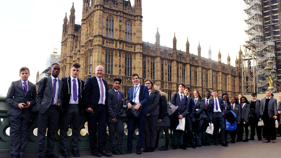Whole Group Outside Parliment.jpg