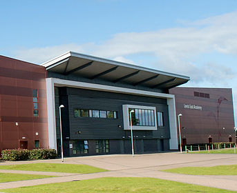 Leeds East Academy front of building image