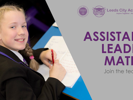 Assistant Subject Leader for Maths