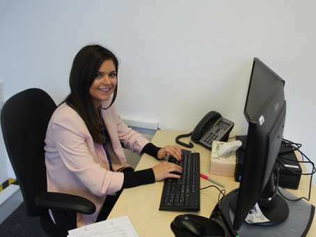 Introducing Our Trust Project Officer