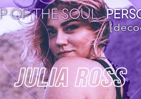MOTS: PERSONA [DECODED] - JULIA ROSS