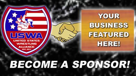 Become a USWA Sponsor!