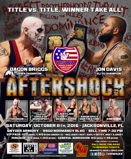 Feel the Aftershock!