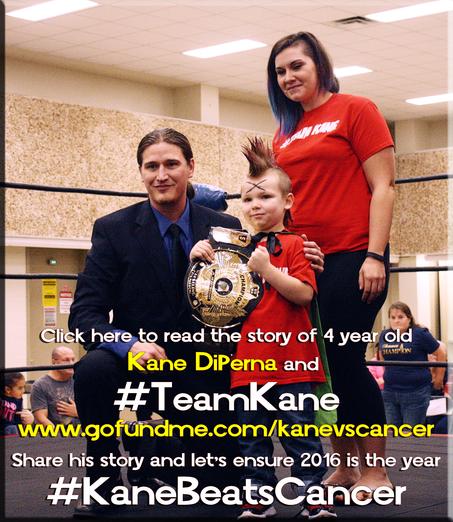 Join #TeamKane!