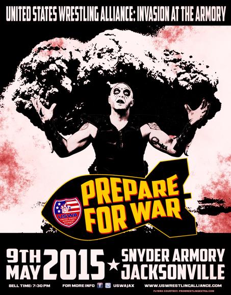 PREPARE FOR WAR!