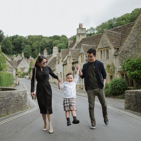Castle Combe - England