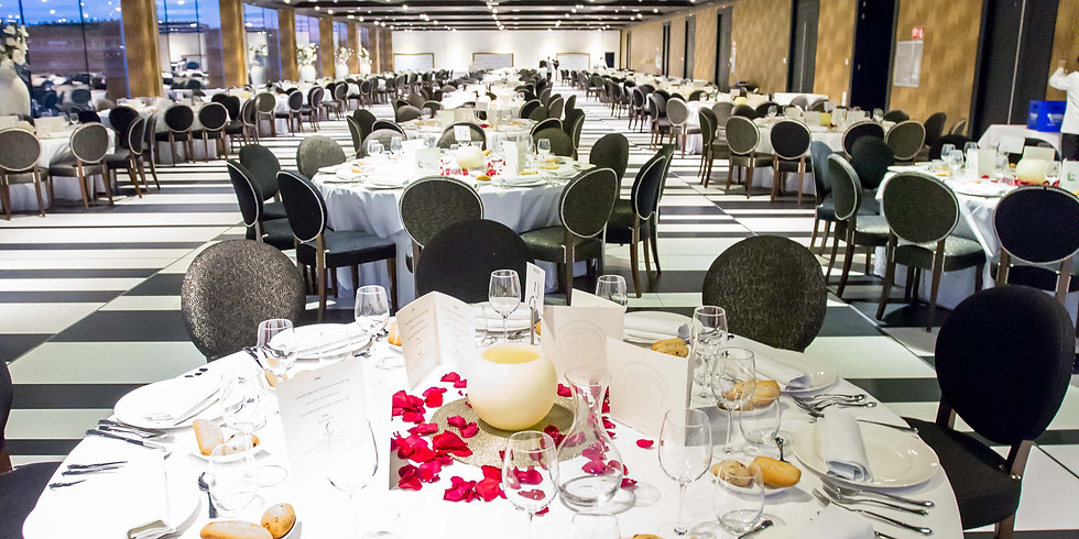 Torneo Cierzo - Cena - Aura Restaurante