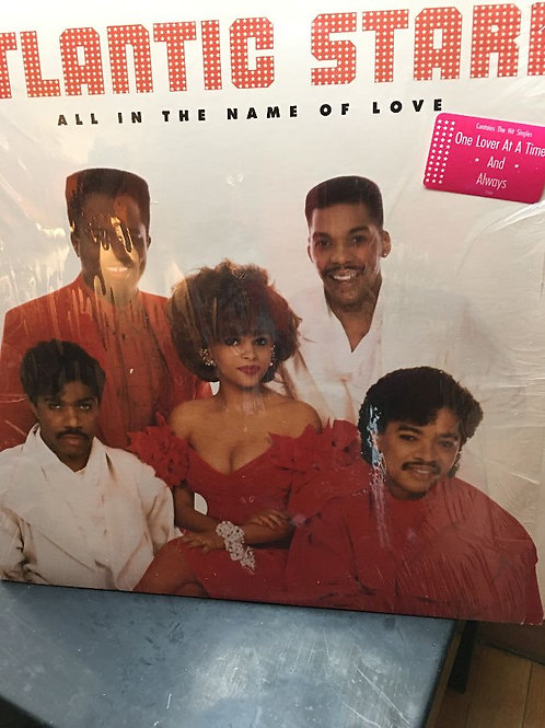 Atlanti Starr(All in the Name of Love)