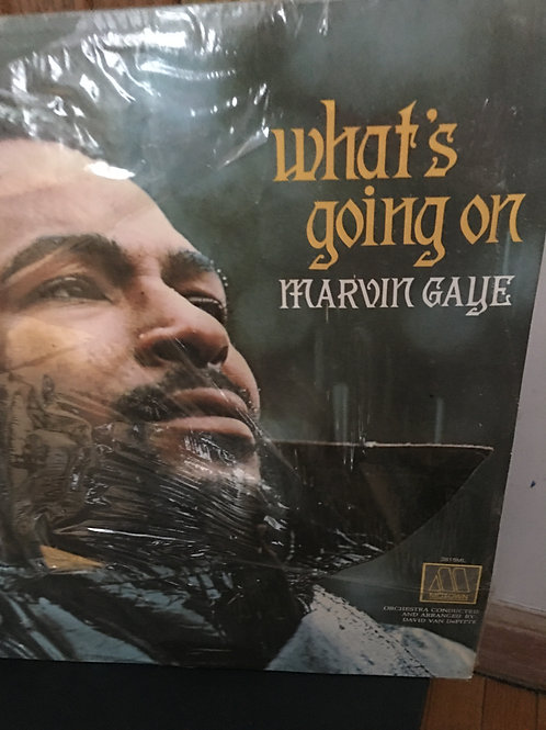 Marvin Gaye(What's going on)