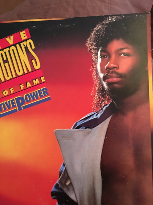 steve Arrington(Hallof FamePositive Power)
