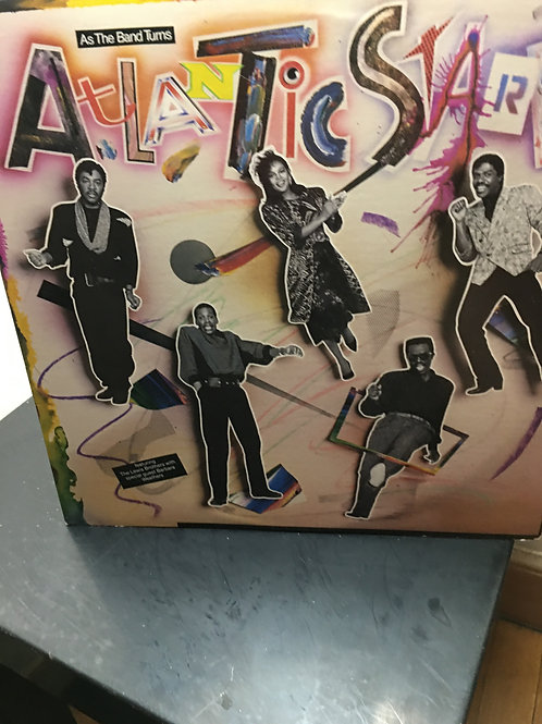 Atlantic Starr(As the Band Turns)